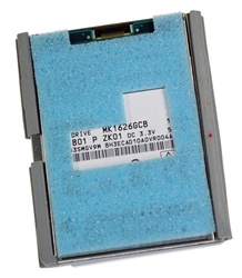 iPod Classic 6th Gen 6 6G Replacement 160GB Hard Drive MK1626GCB HS161JQ