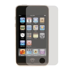 iPod Touch 2nd Gen Screen Protector Clear LCD Guard Film Cover