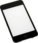 iPod Touch 3rd Gen Front Panel Digitizer Assembly