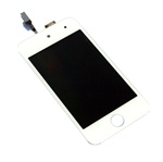 iPod Touch 4th Gen 4 4G Front Glass Panel Digitizer LCD Screen Assembly White