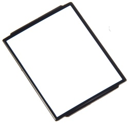 iPod Nano 4th Gen LCD Front Glass Panel