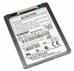 iPod Video 80GB Hard Drive MK8009GAH