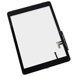 iPad Air Front Panel Touch Screen Glass Digitizer Black Replacement