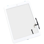 iPad Air Front Panel Touch Screen Glass Digitizer White Replacement
