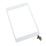 iPad Mini 1st Gen Front Panel Digitizer Assembly White