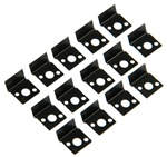 iPad 1st Gen Wi-Fi WiFi 3G Display Frame Assembly Clip Set of 14