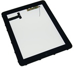 iPad 1st Gen 3G Full Front Panel Glass Digitizer Assembly