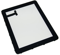 iPad 1st Gen Wi-Fi WiFi Full Front Panel Glass Digitizer Assembly