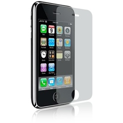 iPhone 3GS Screen Protector Clear LCD Guard Film Cover
