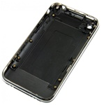 iPhone 3G Rear Panel Back Cover Housing 16GB Black