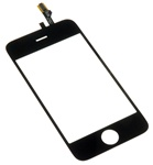 iPhone 3GS Front Panel Screen Digitizer with Glass