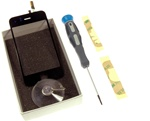 iPhone 3G Front Panel Screen Digitizer with Glass Kit