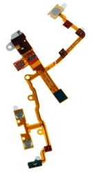 iPhone 3G White Headphone Jack Assembly White