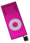 iPod Nano 2nd Gen Shell Case Assembly Pink