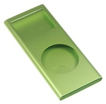 iPod Nano 2nd Gen Shell Case Green