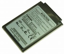 iPod 40GB Hard Drive MK4006GAH