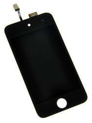 iPod Touch 4th Gen 4 4G Front Glass Panel Digitizer LCD Screen Assembly