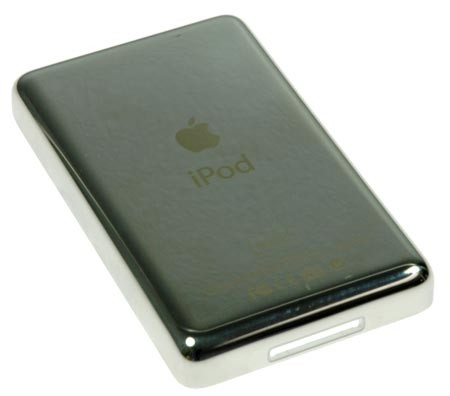 Ipod Video 60gb Rear Panel Back Cover