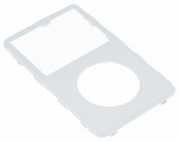 iPod Video Front Cover Panel White