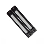 iPod Thin Classic 6th/6.6/7th Gen Plastic Dock Connector Bottom Bezel Spacer Black