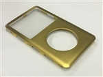iPod Classic 6th 6.5 7th Gen Front Cover Panel Faceplate Gold