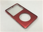 iPod Classic 6th 6.5 7th Gen Front Cover Panel Faceplate Red