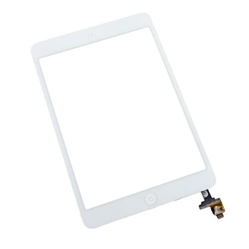 Ipad Mini 2nd Gen Retina Front Panel Digitizer Assembly White