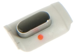 iPhone 3G Ring Silent Vibrate Toggle Switch White