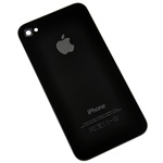 iPhone 4S Rear Panel Back Cover Housing Black