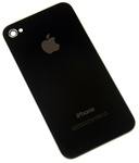 iPhone 4 Rear Panel Back Cover Housing Black GSM
