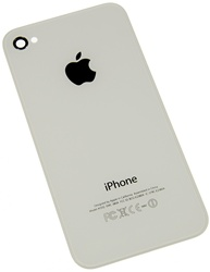 iPhone 4 Rear Panel Back Cover Housing White GSM