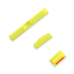 iPhone 5C Case Button Set Yellow