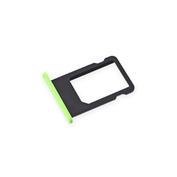 iPhone 5C SIM Card Tray Green