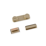 iPhone 5S/SE Case Button Set Gold