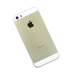 iPhone 5S OEM Rear Case Gold