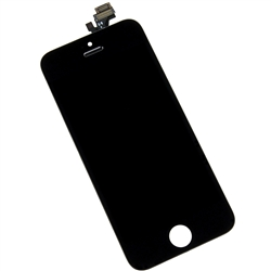 iPhone 5 Full Digitizer LCD Screen Assembly Black