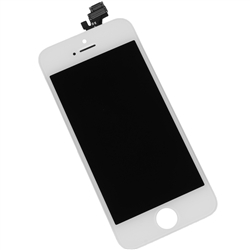 iPhone 5 Full Digitizer LCD Screen Assembly White
