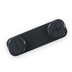 iPhone 5 Volume Buttons Black