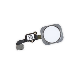 iPhone 6S Plus Home Button Assembly Silver