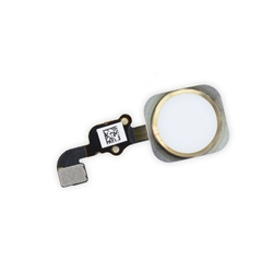 iPhone 6S Home Button Assembly Gold
