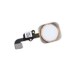 iPhone 6S Home Button Assembly Rose Gold
