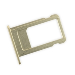 iPhone 6S Nano SIM Card Tray Gold